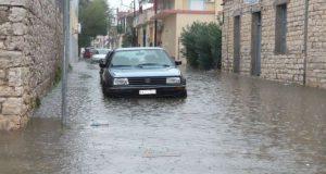 Πλημμύρισε ξανά το Μεσολόγγι (Photos)