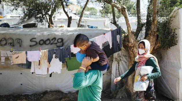 Οι Βοηθοί Ύπατοι Αρμοστές του Ο.Η.Ε. για τους Πρόσφυγες στην Ελλάδα