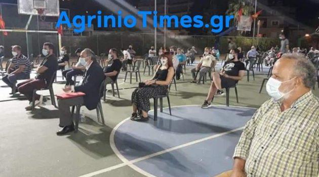 Αγρίνιο: Με αποστάσεις ασφαλείας το 46ο Φεστιβάλ Κ.Ν.Ε. – «Οδηγητή» (Video – Photos)