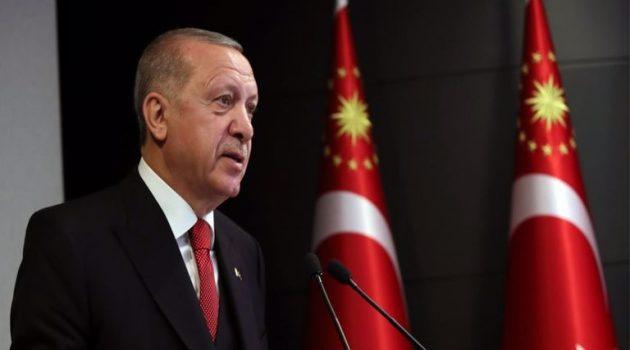 Προκλητικός Ερντογάν: Κάνει λόγο για κακομαθημένη Ελλάδα και Κύπρο
