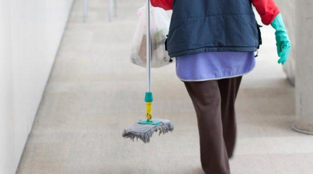 Η Ε.Λ.Μ.Ε. για καθαρίστριες