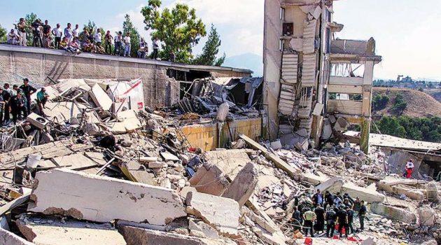 Μόνο ένας σεισμός θα μας σώσει…