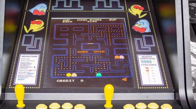 Ο Βασιλιάς των «arcade games»