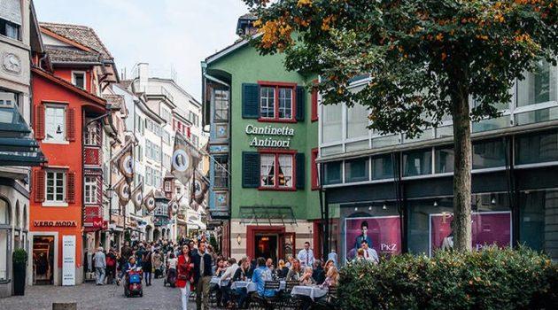 Ελβετία: Στα 3.800 ευρώ οι μισθοί – «Δεν φτάνουν» λένε τα συνδικάτα