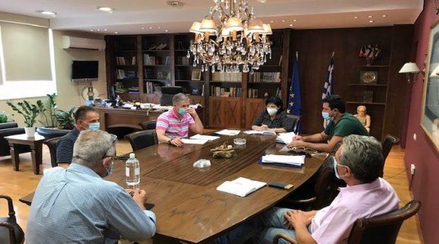 Έκτακτη συνεδρίαση του Σ.Ο.Π.Π. Αιτωλ/νίας υπό την Αντιπεριφερειάρχη Μ. Σαλμά