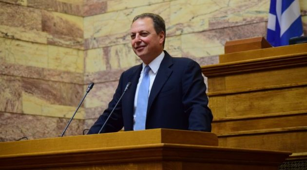 Παρέμβαση Λιβανού στην ολομέλεια για ζητήματα αντισυνταγματικότητας
