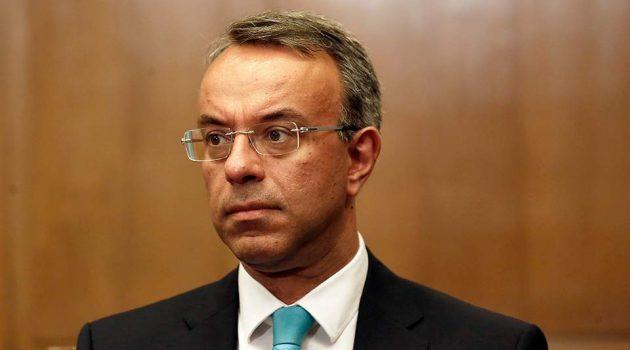 Χρ. Σταϊκούρας: «Εκταμιεύονται 2,7 δις μέσα στο Σεπτέμβριο»
