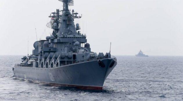Στο κόκκινο η ένταση στην Ανατολική Μεσόγειο: Οι Τούρκοι έφεραν τους Ρώσους για ασκήσεις