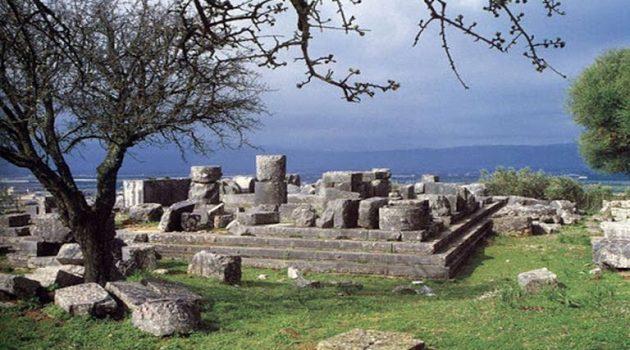 Ο «Ιανός» κλείνει και τους αρχαιολογικούς χώρους στη Δ. Ελλάδα