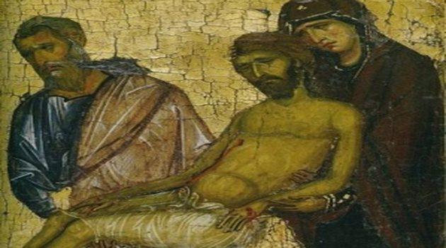 Ηρακλής Φίλιος: «Εμείς θα σώσουμε το Θεό! Ο Θεός είναι νεκρός!»