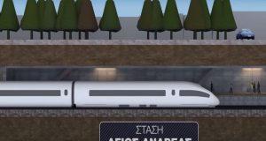 Τα νέα έργα που θα φέρουν το τρένο από το…