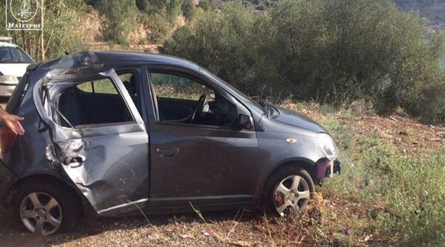 Σοβαρό τροχαίο ατύχημα στην Αμφιλοχία (Video – Photos)