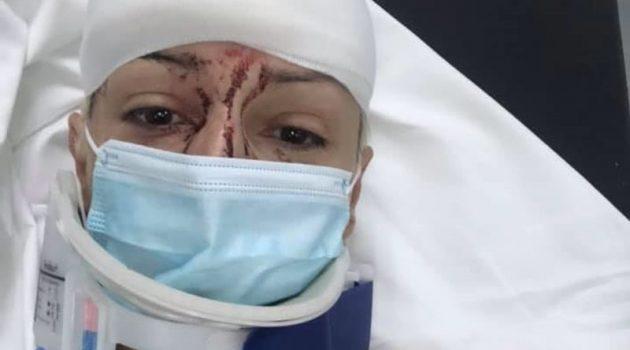 Τροχαίο ατύχημα για την Αγρινιώτισσα δημοσιογράφο Ξένια Γώγου – Συγκλονίζει το μήνυμά της