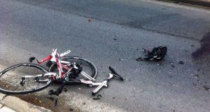 Πάτρα: Σοβαρό τροχαίο με ποδηλάτη (Photos)