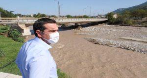Αλέξης Τσίπρας: Κυβέρνηση και Μ.Μ.Ε. ξέχασαν τους πλημμυροπαθείς