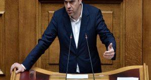Ο ΣΥ.ΡΙΖ.Α. «στριμώχνει» την κυβέρνηση για το Μακεδονικό