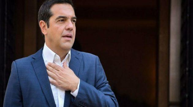 Τσίπρας: Πάει στη Θεσσαλονίκη με «θεωρία»