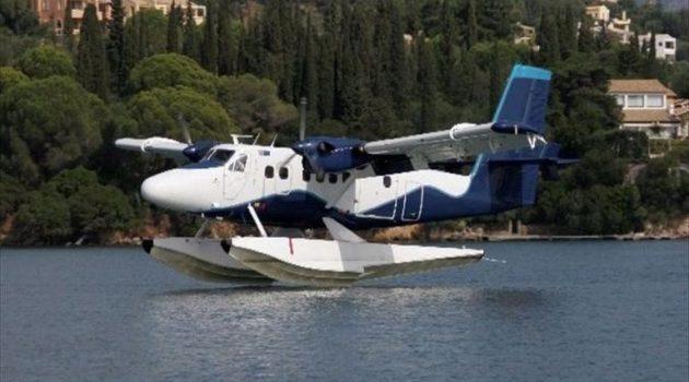 Λίμνη Κρεμαστών: Το πρώτο πανελλαδικά υδατοδρόμιο είναι γεγονός