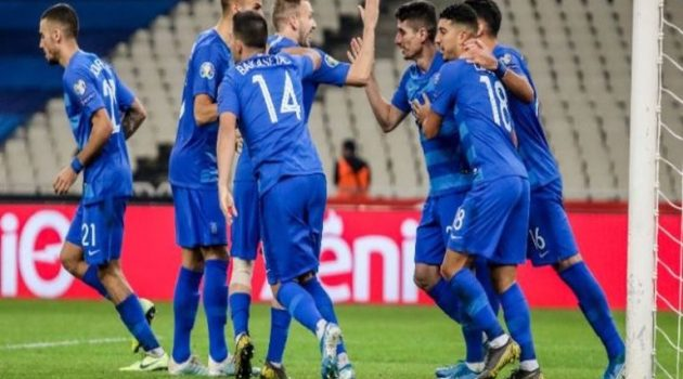 UEFA Nations League: Στην βασική ενδεκάδα ο Αιτωλ/νας Μπακάκης