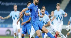 UNL: Ισοπαλία για την Εθνική – Έπαιξαν Μασούρας, Μπακάκης και…