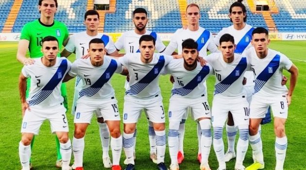 U21: Βαριά ήττα για την Εθνική – Έπαιξαν Λιάβας και Τσιγγάρας