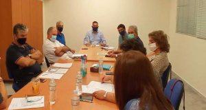 Περιφέρεια Δ.Ε.: Σύσκεψη για την ανάπτυξη της αλιείας και των…