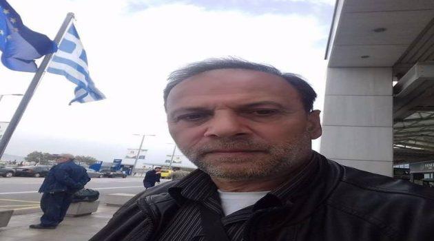 Θρήνος στην Κυπάρισσο για το θάνατο του 53χρονου Χριστόφορου Καππή