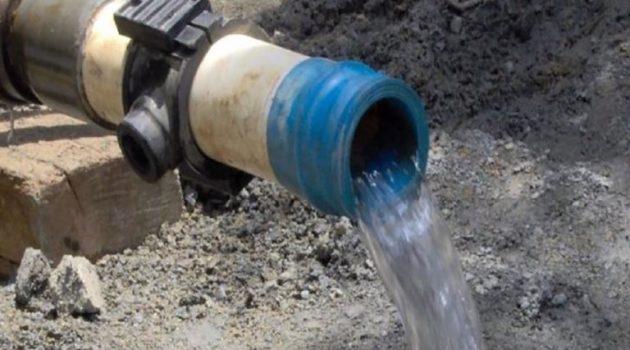 Δ.Ε.Υ.Α. Αγρινίου: Διακοπή στην υδροδότηση λόγω βλάβης