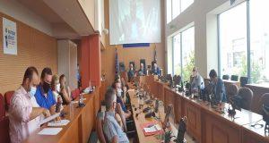 Συνάντηση εργασίας της Π.Δ.Ε. με ΒΙ.ΠΕ.
