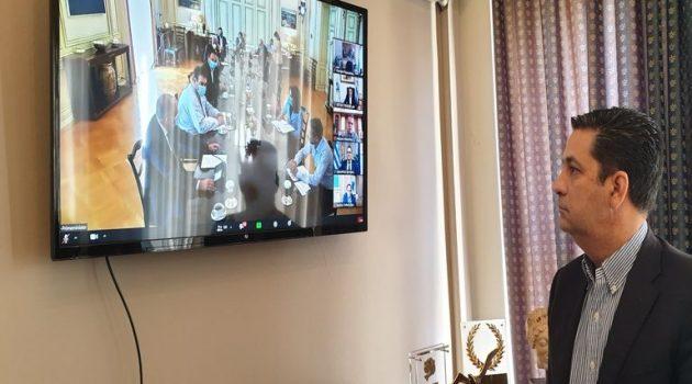 Γ. Παπαναστασίου: Διαδικτυακή συνάντηση με Μητσοτάκη – Αγγελοπούλου
