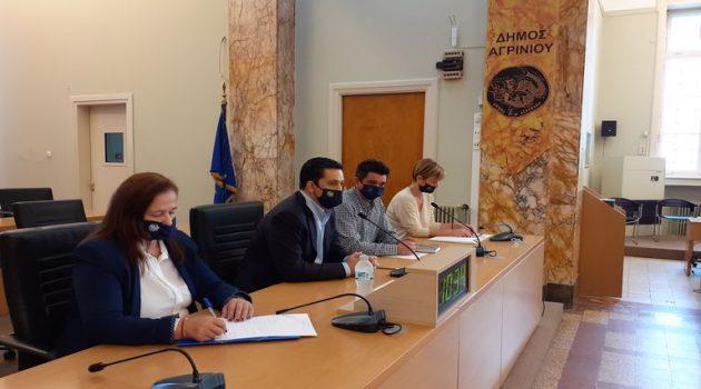 Αγρίνιο: Συνεδρίασε το Συντονιστικό Όργανο για την αντιμετώπιση πλημμυρών