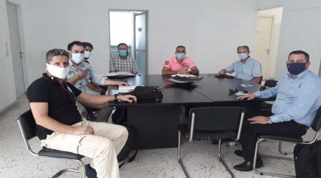 Συνεργασία με το Γεωπονικό Πανεπιστήμιο Αθηνών για την επαγγελματική εκπαίδευση τωνπαραγωγών