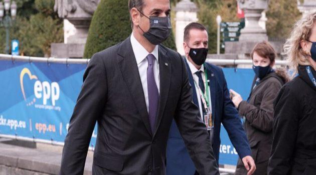 Μητσοτάκης: Δεκτό το αίτημα της Ελλάδας για τη Σύνοδο Κορυφής