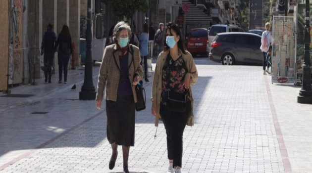 Αχαΐα: 48 ώρες ακόμα με μάσκα παντού – Από Δευτέρα στο κίτρινο