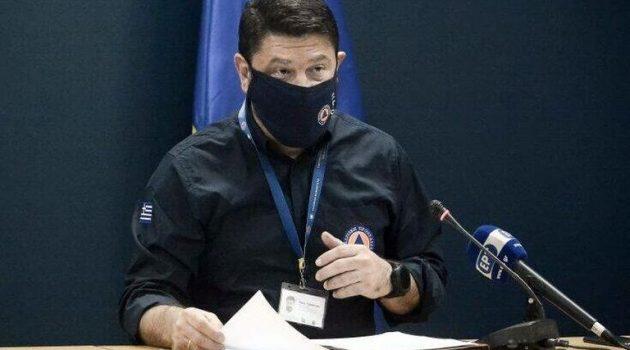 Νίκος Χαρδαλιάς: Τι είναι ο χάρτης προστασίας που θα ενεργοποιηθεί