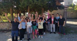 Μαγεύτηκαν οι πεζοπόροι από τον Αράκυνθο (Photos)