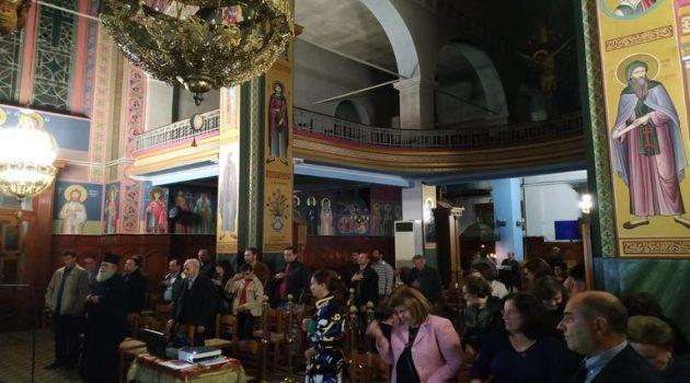 Αγ. Τριάδα Αγρινίου: Αφιέρωμα στο «Έπος του ΄40» (Photos)