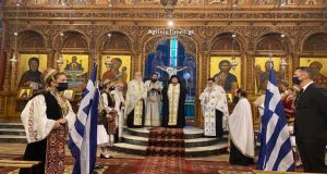 Αγρίνιο – 28η Οκτωβρίου: Δοξολογία για τον Εορτασμό της Εθνικής…