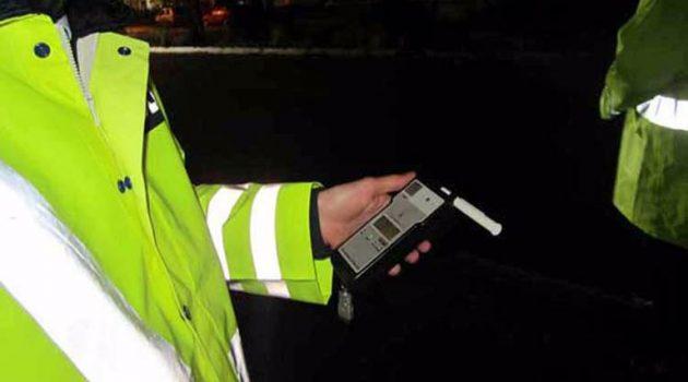 Αγρίνιο: Άνδρας οδηγούσε μεθυσμένος και συνελήφθη