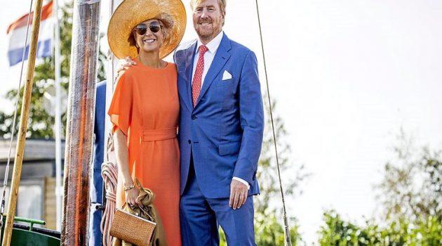 Διέκοψε άρον-άρον τις διακοπές του στην Ελλάδα το βασιλικό ζεύγος της Ολλανδίας