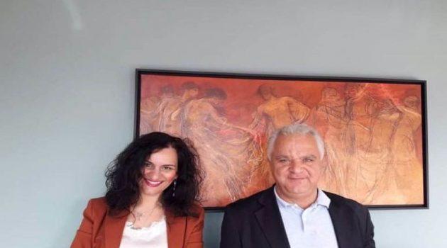 Αμαλία Βούλγαρη: «Προσπαθώ καθημερινά για το καλύτερο των συμπατριωτών μου» (Ηχητικό)