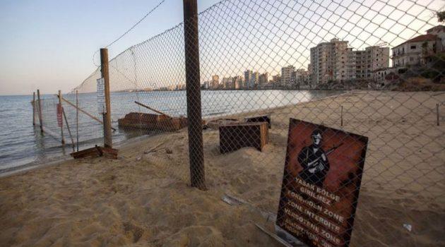 Ερντογάν: Τινάζει στον αέρα την αποκλιμάκωση με το άνοιγμα της παραλίας της Αμμοχώστου