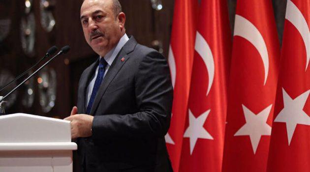 Τουρκικό ΥΠ.ΕΞ.: «Αβάσιμη η δήλωση της τριμερούς»