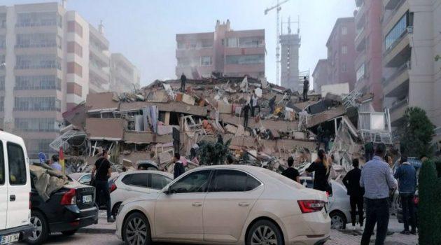 Σεισμός στη Σάμο: Τηλεφώνημα Μητσοτάκη στον Ερντογάν για την τραγωδία στη Σμύρνη