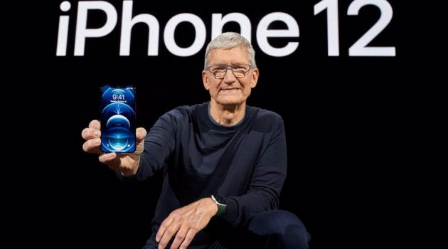 H Apple παρουσίασε το νέο iPhone 12 με 5G (Video)