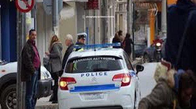 Αίγιο: Δύο συλλήψεις για παρακώληση συγκοινωνιών και φθορά ξένης ιδιοκτησίας