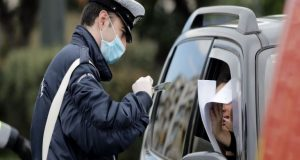 Πρόστιμα 490.000 ευρώ την Παρασκευή για παραβάσεις «lockdown»