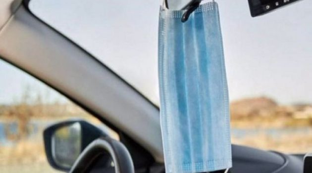 Σύγχυση για τη χρήση μάσκας στο αυτοκίνητο – Τι ισχύει