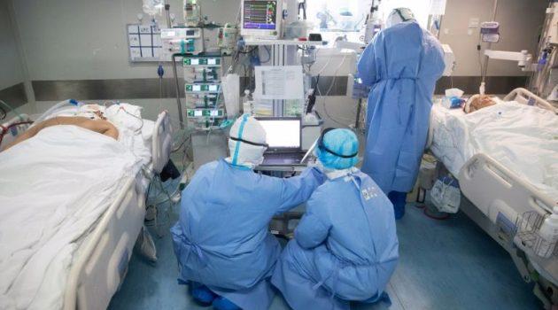 Στο όρια τους τα νοσοκομεία στη Β. Ελλάδα–Οι κενές Μ.Ε.Θ. ανά περιοχή