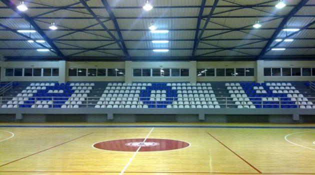 Ώρες κοινού στο Κλειστό Γυμναστήριο του Δήμου Ακτίου – Βόνιτσας